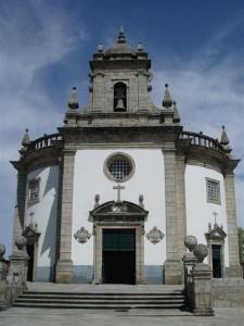 Barcelos - Igreja do Senhor da Cruz
