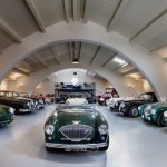 Carros Clássicos Museu privado