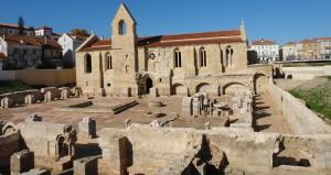 Coimbra - Mosteiro de Santa Clara a Velha