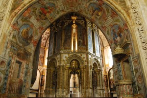 Convento de Cristo - Charola
