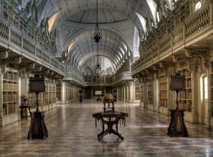Convento de Mafra - Biblioteca