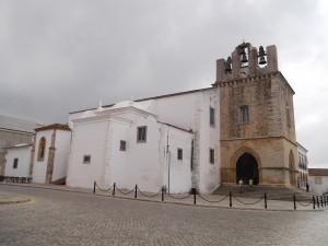 Faro Igreja de Santa Maria