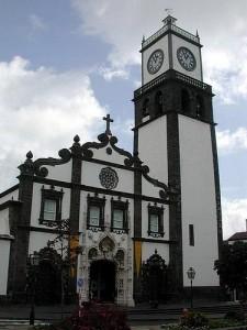 Igreja Matriz Ponta Delgada