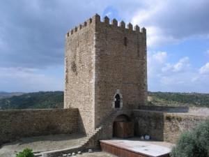 Mértola - Castelo