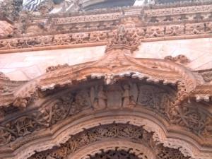 Mosteiro da Batalha -Anjos Capelas Imperfeitas