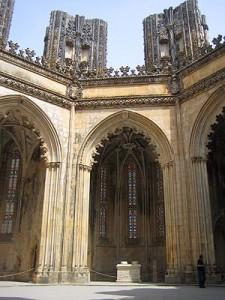 Mosteiro da Batalha -Capelas Imperfeitas