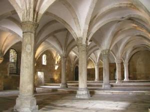 Mosteiro de Alcobaça - Interior