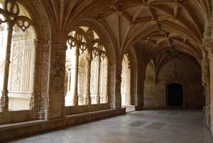 Mosteiro dos Jerónimos Corredor do Claustro