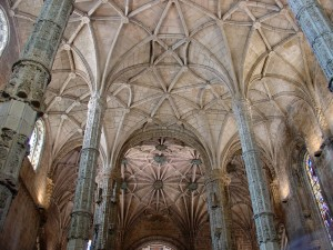 Mosteiro dos Jeronimos -Interior