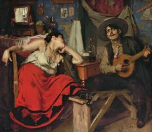 Painel do Fado - José Malhoa