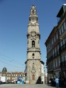 Porto - Igreja dos Clérigos