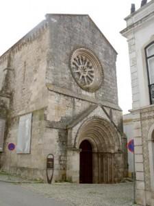Santarém - Igreja de S. João do Alporão
