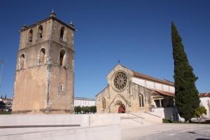 Tomar - Igreja de Santa Maria dos Olivais