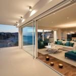 Villa Alegria - Living room sunset