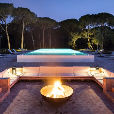 Firepit and Pool Sublime Comporta - s_mad
