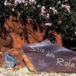 0.00 SÍTIO DAS ROLAS - Entrance plate
