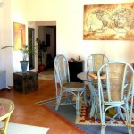 02 CANTO DO SOL - Living room (view from kitchenette to entrance hall)