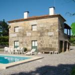 1 Casa da Eira e piscina