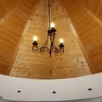 1.11 MOINHO - Wooden ceiling in mill shape