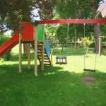 18 Parque infantil.