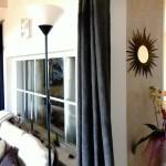 22 CASA ALECRIM - Transition between Quarter 2 and living room