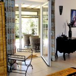 3.10 CASA PEIXE - View from the bedroom to the veranda