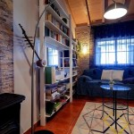 33 CASA ALECRIM - Quarter 3 (library) with options for single bed, twin beds and double-bed