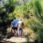 37 SÍTIO DAS ROLAS - Walking in the private pine forest