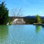 4.02 SALGADINHO - Pool view in WINTER sunshine