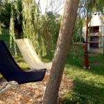 4.05 SALGADINHO - Rest place near the BBQ under the willow tree