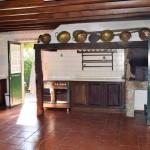 Cozinha da piscina