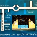 cordenadas+portao