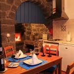 Casa da Talha, kitchen