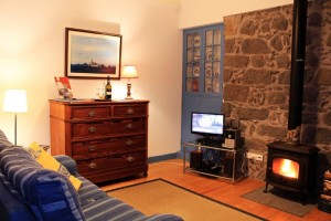 Casa da Talha, living room