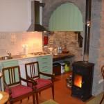 Casa do Tanque, kitchen