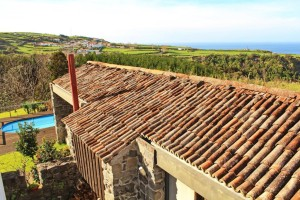 Casa do Tanque, view from the 1st floor window