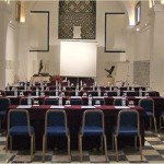 Sala de Reuniões refeitório dos Monges