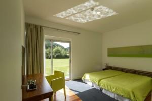 T1 Japanese Cedar Villa Bedroom