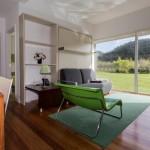 T1 Japanese Cedar Villa Living room