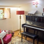 piano - sala de estar