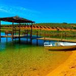 Pier + Barco Herdade do Sobroso