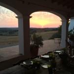 21 Sunset view