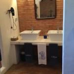 9 Blue bathroom