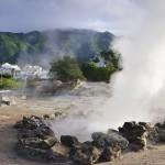 Hot Springs at Furnas