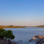 Vista Barragem